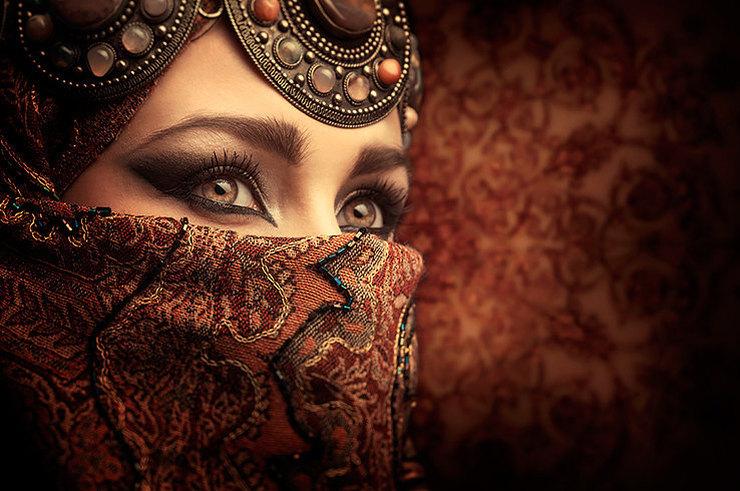 Секреты красоты от арабских девушек