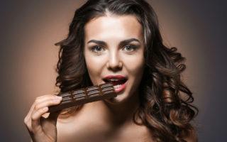 Похудение с помощью шоколада