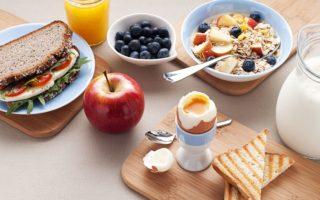 Завтракать нужно правильно