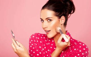 Что сделать чтобы сохранить макияж