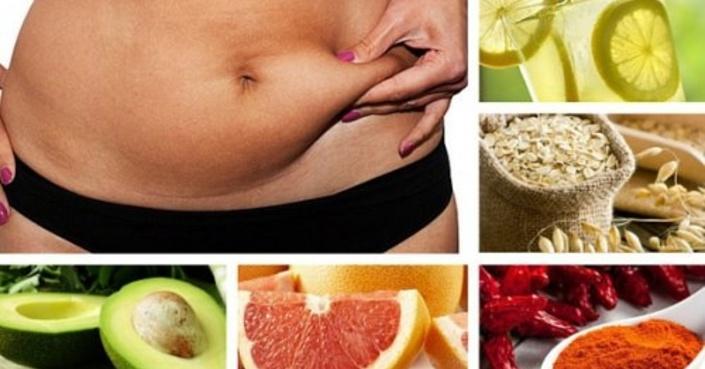 5 продуктов способствующих интенсивному сжиганию жировых отложений