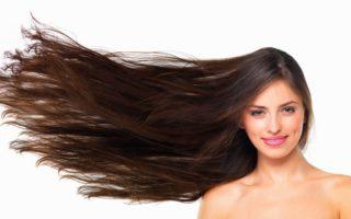 ухаживать за длинными волосами