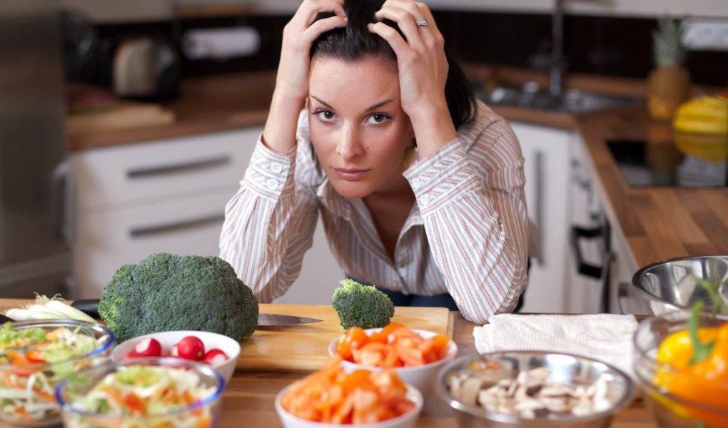 5 продуктов помогающих сопротивляться разрушительному воздействию стресса