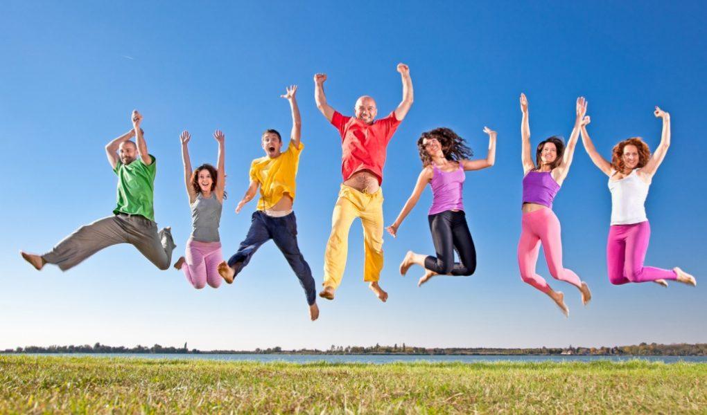 Здоровый образ жизни способствует долголетию